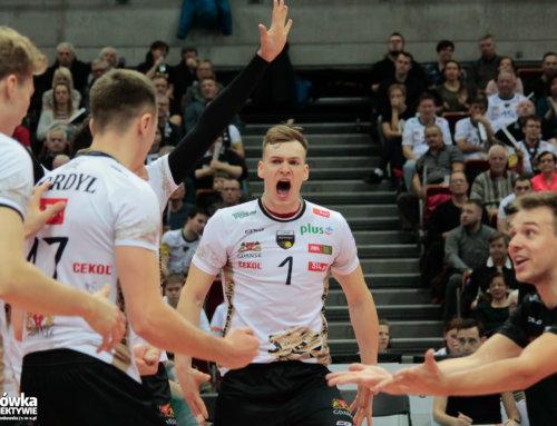 PlusLiga: Gdańskie Lwy zatrzymały będzinian