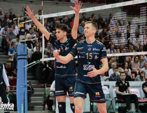 PlusLiga: Ekipa mistrza Polski wyjeżdża z Szopienic z trzypunktowym zwycięstwem