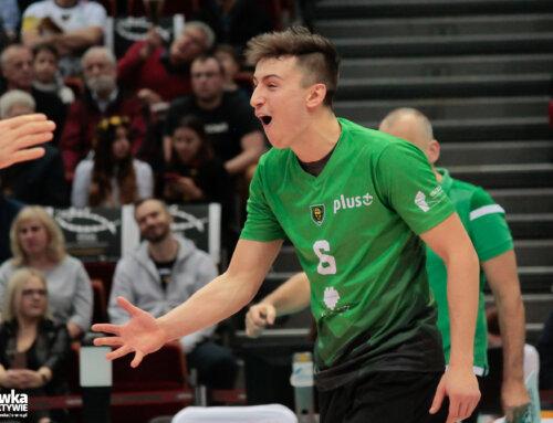 PlusLiga: Trzy punkty zostają w Katowicach