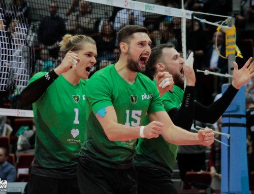 PlusLigi: Zacięty pojedynek w Katowicach