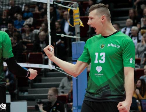 PlusLiga: Kolejny zwycięski tie-break GKS-u Katowice