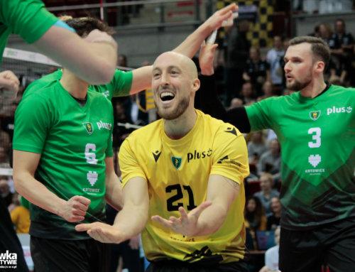PlusLiga: Zwycięski tie-break GKS-u Katowice
