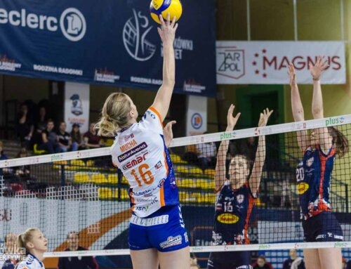 Transfery: Emilia Mucha ponownie zagra w Bydgoszczy
