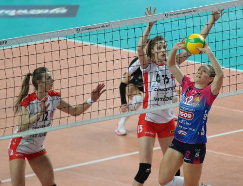 LM 2020 (K): Porażka w Novarze za pożeganie Ligi Mistrzyń