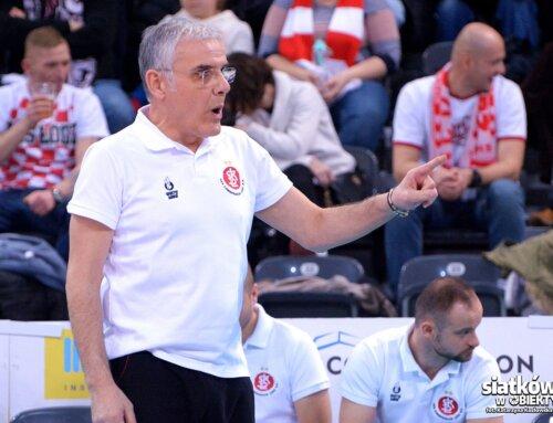 TauronLiga: ŁKS zwolnił trenera