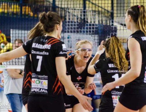 Transfery: Kamila Witkowska zamyka skład wrocławianek