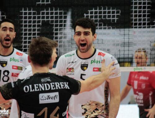 PlusLiga: Trefl Gdańsk bez straty seta wygrywa z Resovią
