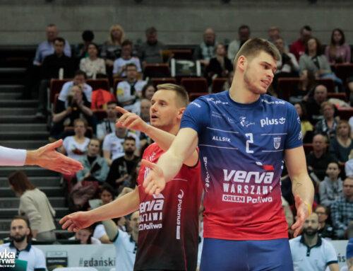 Plusliga: Zwycięstwo Gdańskich Lwów w Arenie Ursynów