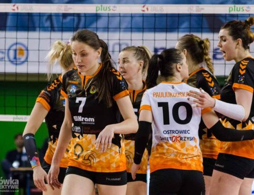 Transfery: Koleta Łyszkiewicz dołącza do pilanek