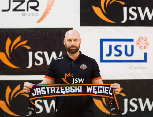 Transfry: Australijczyk nowy trenerem Jastrzębia