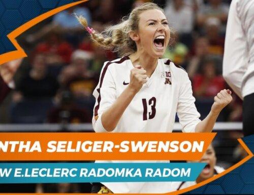 Transfery:  Samantha Seliger-Swenson dołącza do Radomki