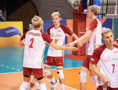 Mistrzostwa Europy U18 (M): Finał był o krok! Polacy przegrywają po tie-breaku