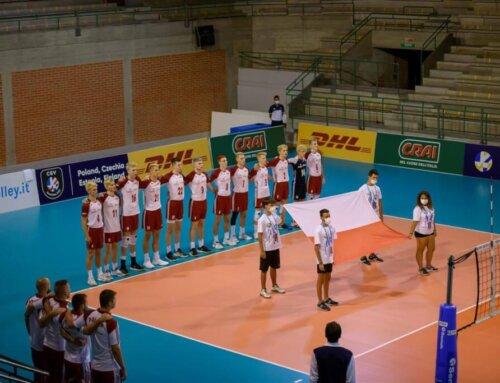 Mistrzostwa Europy U18 (M): Drugi mecz i drugie zwycięstwo Polaków!