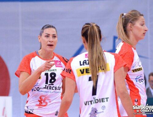 El. LM (K): Łódzkie Wiewióry meldują się w fazie grupowej Ligi Mistrzyń