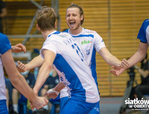 PlusLiga: Kolejne punkty dla ekipy z Warszawy