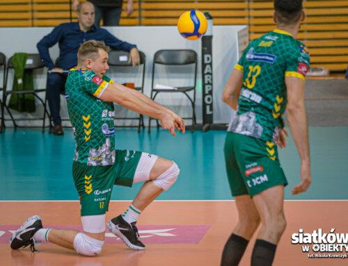 PlusLiga: Piotr Orczyk poprowadził drużynę Aluronu CMC Warty Zawiercie do zwycięstwa