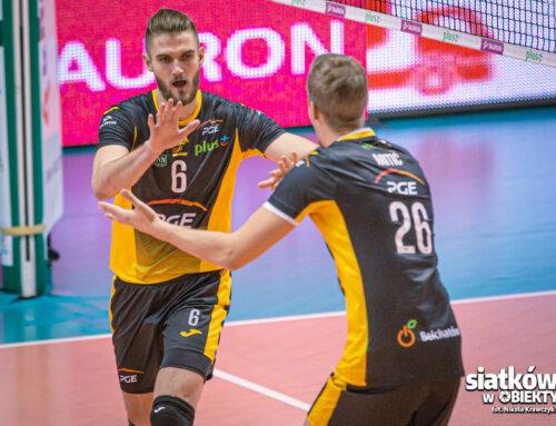 Plusliga: Mecz pełen zwrotów akcji zakończony zwycięstwem Asseco Resovii Rzeszów!