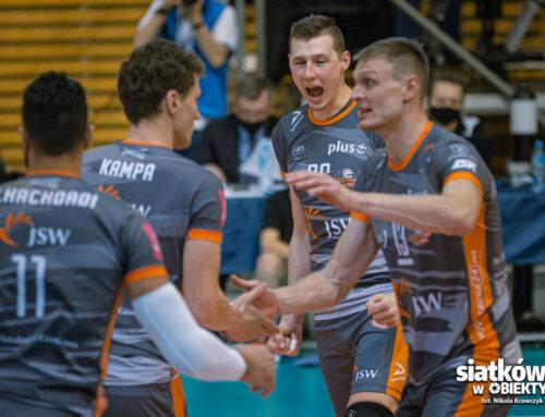 Plusliga: Jastrzębski Węgiel melduje się w wielkim finale!