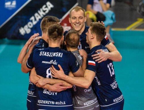 Liga Mistrzów 2020/2021 [m]: ZAKSA z awansem!