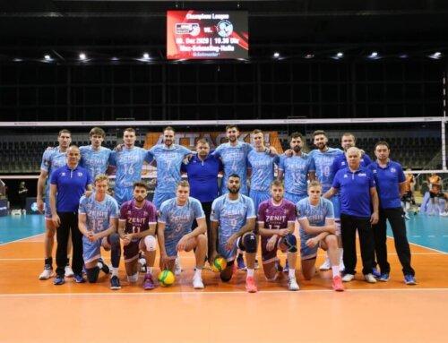Liga Mistrzów 2020/2021 [M]: Skra powalczyła z Zenitem