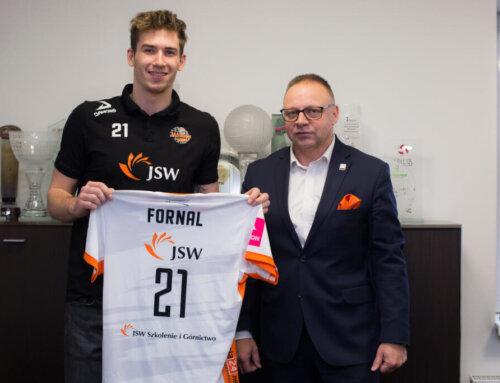 Transfery: Tomasz Fornal na kolejne trzy sezony w Jastrzębskim Węglu!