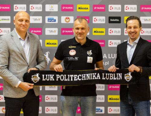 Transfery: Dariusz Daszkiewicz nowym trenerem LUK Politechniki Lublin!