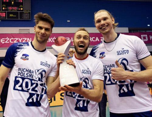 TAURON Puchar Polski: Aleksander Śliwka: Mamy respekt do każdego rywala