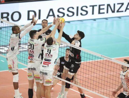 Liga Mistrzów: Trentino uzupełnia skład półfinałów