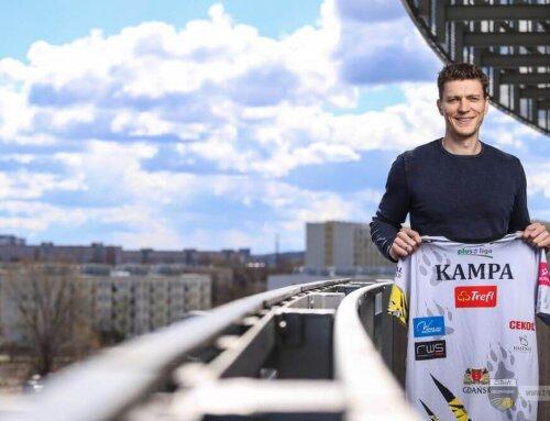 Lukas Kampa dla s-w-o.pl: Mam nadzieję, że to jest dopiero początek fajnej przygody