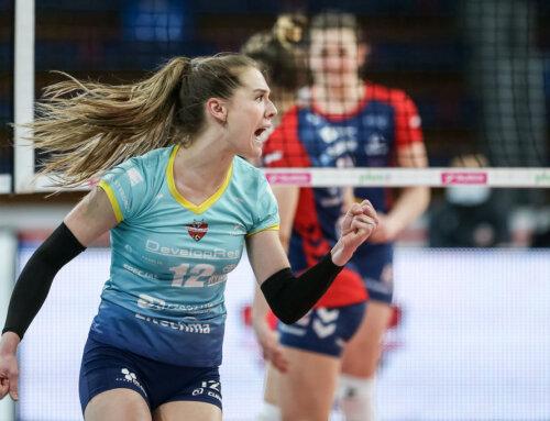 Transfery: Alexandra Lazić nową zawodniczką Radomki
