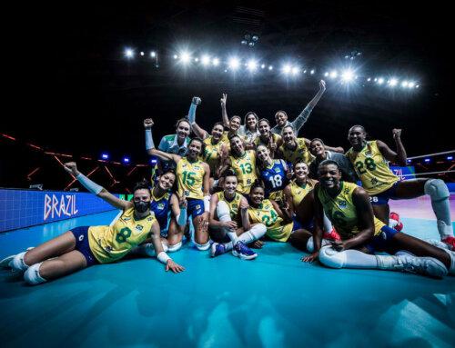 VNL 2021 [K]: Wyniki dwunastego dnia rywalizacji w turnieju Kobiet