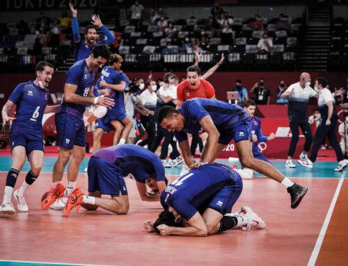 IO 2020 [M]: Francuzi uzupełnili skład finału