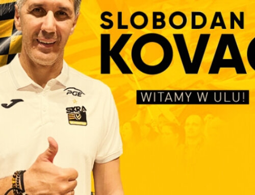 Transfery: Serb nowym trenerem PGE Skry.