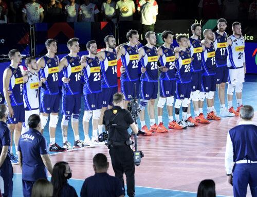 ME 2021 [M]: Serbowie nie obronią tytułu! Włosi z awansem do finału!