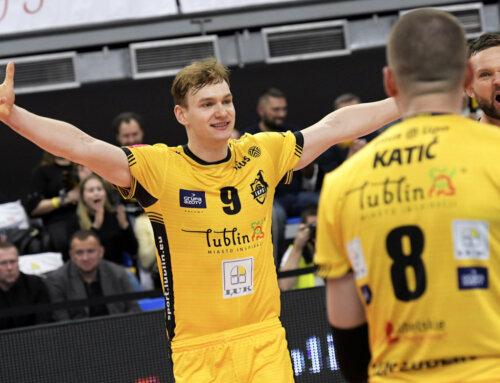 Bartosz Filipiak: Wygrana da nam dużo wiary w nasze możliwości
